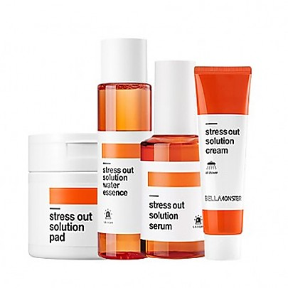 [BELLAMONSTER] Stress Out Solution Water Essence 200ml