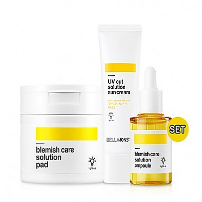 [BELLAMONSTER]Blemish Care All-in-One SET