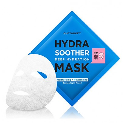 [DUFT&DOFT] HYDRA SOOTHER DEEP HYDRATION MASK 1EA