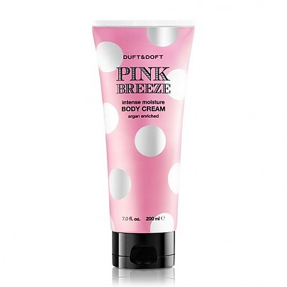 [DUFT&DOFT] PINK BREEZE INTENSE MOISTURE BODY CREAM 200ml