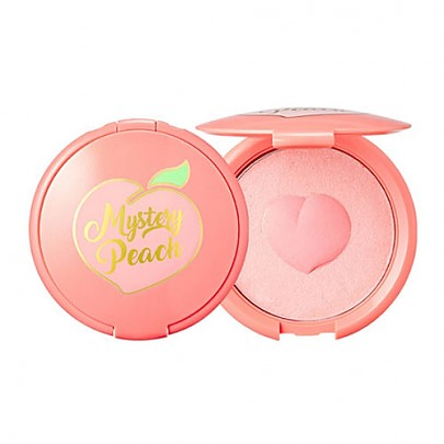 [Its Skin] colorable Bouncy Blusher #01.Mystery Pink
