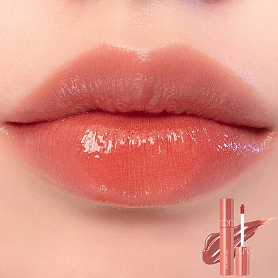[rom&nd] JUICY LASTING TINT ★F/W COLOR★ No.10 NUDY PEANUT