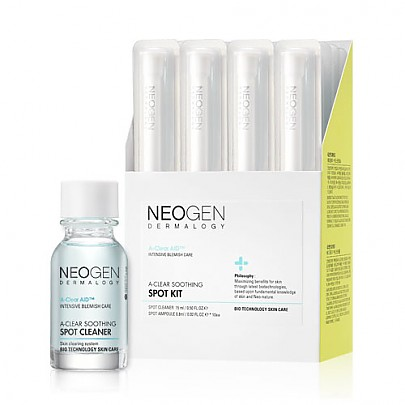 [NEOGEN] A-CLEAR Soothing Spot Kit