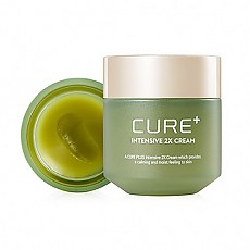 [KIM JEONG MOON Aloe] Cure Plus intensive 2X Cream