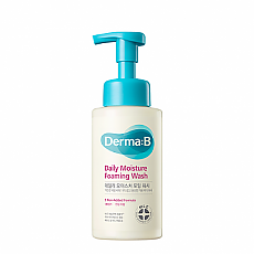 [Derma B] Daily Moisture Foaming Wash 380ml