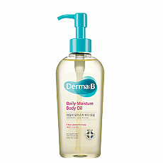 [Derma B] Daily Moisture Body Oil 200ml