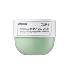 [KIM JEONG MOON Aloe] Cure Maxi Aloevera gel cera 250ml