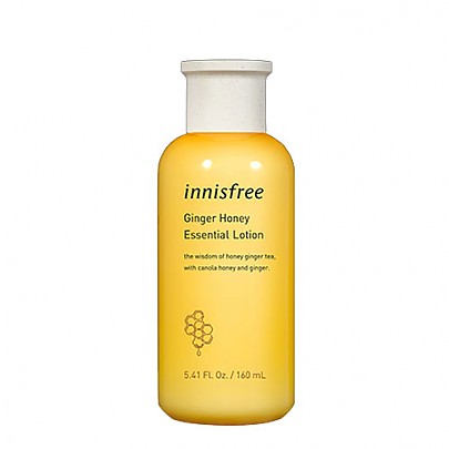 [Innisfree] Ginger Honey Essential Lotion 160ml