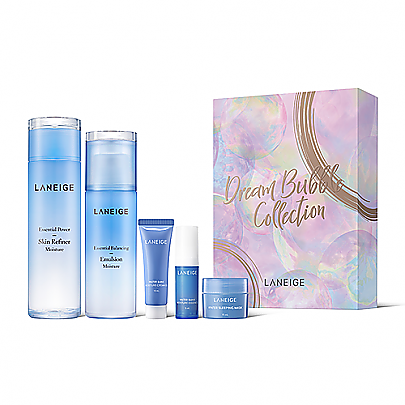 [Laneige] ♥Holiday Collection♥ Basic Duo Set_Moisture