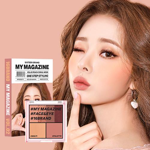 [16 Brand] ★new★ 16 MY MAGAZINE