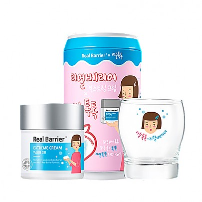 [Real Barrier] *Limited Edition* Extreme Cream 50ml LEESLE TOK TOK COLLAVORATION