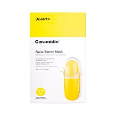 [Dr.jart] Ceramidin™ Facial Barrier Mask 5ea