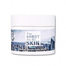 [I'm Sorry For My Skin] WATER BOOM JELLY MASK 80ml (moisture cream)