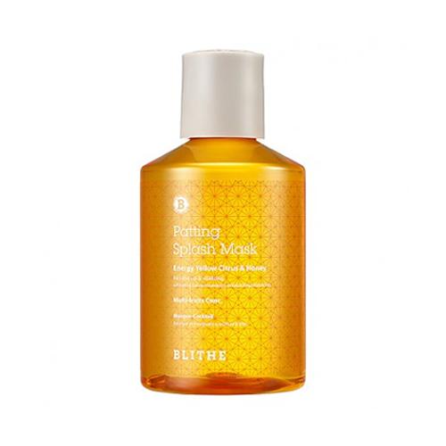 [ブライス(Blithe)] Patting Splash Mask Energy #Yellow Citrus & Honey 200ml