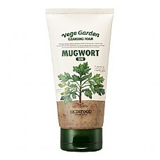 [Skinfood] Vege Garden Cleansing Foam #Mugwort 150ml