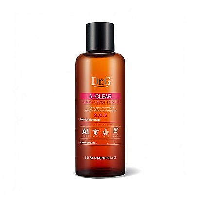 [Dr.G] A-Clear Aroma Spot Toner 170Ml