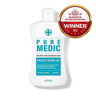 [APIEU] Pure Medic Purity Lotion 210ml