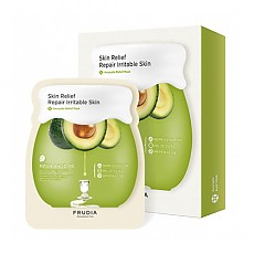 [FRUDIA] Avocado Relief Cream Mask (5pcs)