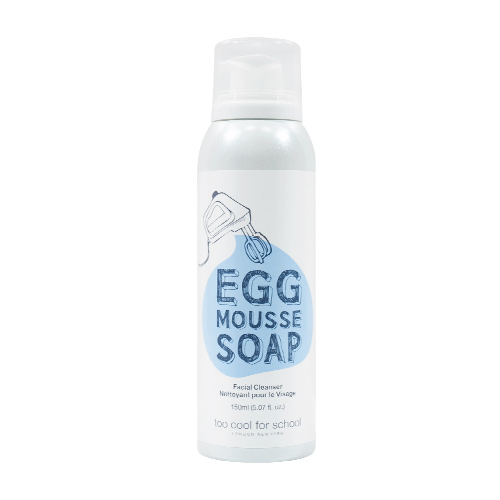 [Too Cool For School] Egg Mousse Soap 150ml