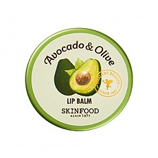 [Skin food] Avocado & Olive Lip Balm