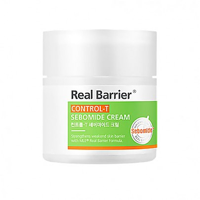 [Real Barrier] Control-T Sebomide Cream 50ml