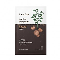 [Innisfree] Jeju Root Energy Mask 25ml*1ea #Potato
