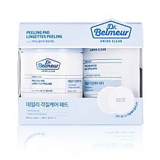 [THE FACE SHOP] Dr.Belmeru Amino Clear Peeling Pad 60ea