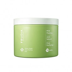 [FRUDIA] Green Grape Pore Peeling Pad