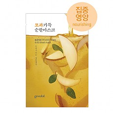 [Goodal] Quince Infused Water Mild Sheet Mask 1ea