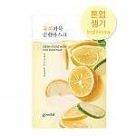 [Goodal] Yuja Infused Water Mild Sheet Mask 1ea