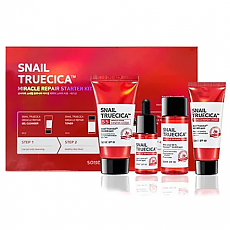 [SOME BY MI] Snail Truecica Miracle Repair Starter kit