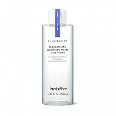 [Innisfree] Blueberry Rebalancing Cleansing Water 200ml