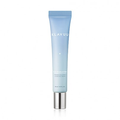 [Klavuu] BLUE PEARLSATION Marine Collagen Layer Eye Cream 30ml