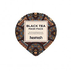 [heimish] Black Tea Mask Pack Blistser 5ml