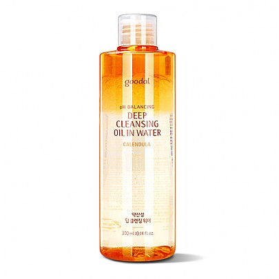 [Goodal] Calendula pH Balancing Deep Cleansing Oil In Water 300ml