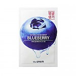 [the SAEM] Natural Mask Sheet #Bluberry
