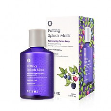 [Blithe] Patting Water Pack Rejuvenating #Purple Berry 150ml